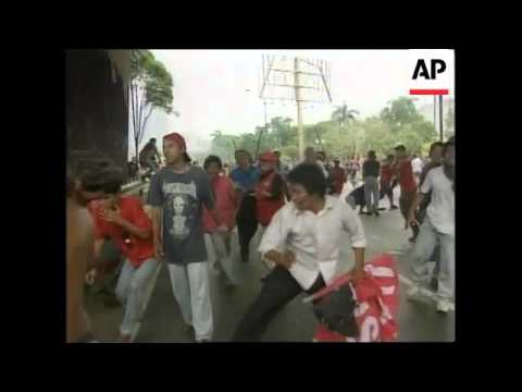 INDONESIA: JAKARTA: PROTESTS AGAINST WAHID'S APPOINTMENT