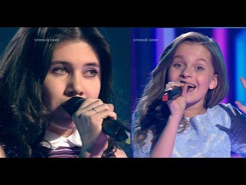 Видео: Алиса Кожикина, Сабина Мустаева и Голос Дети 3 - Ci sara