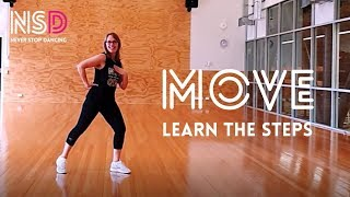 MOVE - LEARN THE STEPS