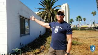 Mike Hess Imperial Beach build out walk through