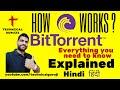 [Hindi/Urdu] How Torrents work? BitTorrent Explained in Detail