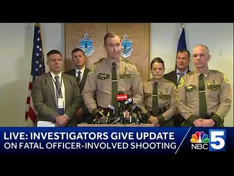 Video: Vermont State Police detail I-89 officer-involved shooting
