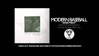 Modern Baseball - Apartment