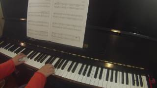 Spies on a Mission by Paul Harris Trinity College London piano grade initial TCL 2018-2020