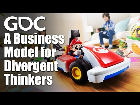Making Magic: A Business Model for Divergent Thinkers