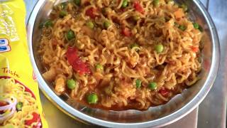 recipe of maggi in hindi