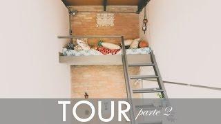 TOUR NA CASA - estilo rústico, industrial e casa de vó - PARTE 2   por Isa Ribeiro - Na nossa vida