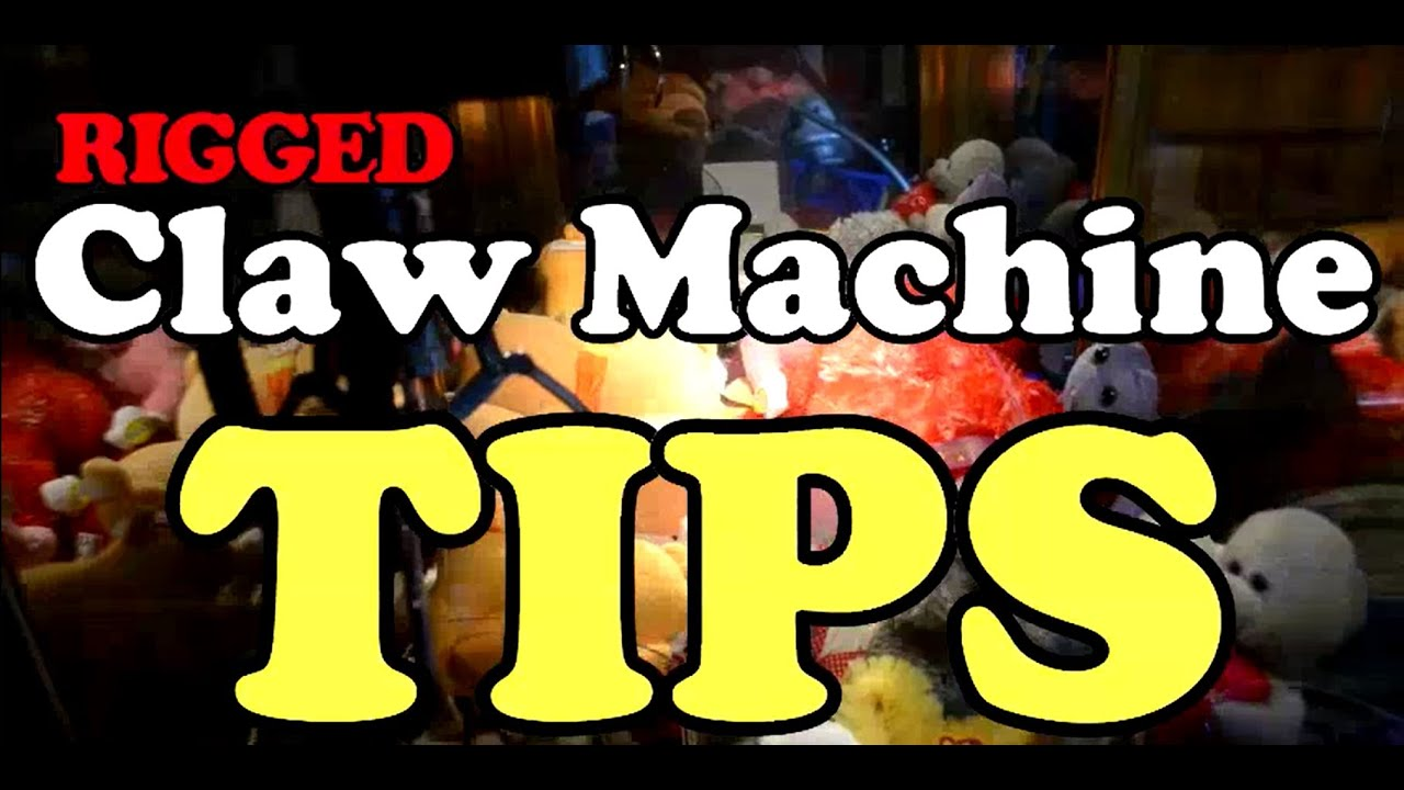 how to beat claw machine