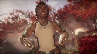Mortal Kombat 11 Jacqui Briggs V Sub Zero