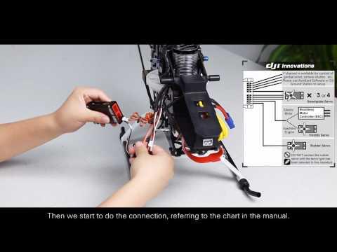 DJI Ace One Setup Demo-Main Controller Installation