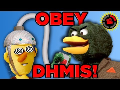 Film Theory: DHMIS Unmasked! Decrypting the Wakey Wakey Trailer (Don't Hug Me I'm Scared)