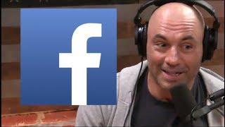 Joe Rogan on Facebook Privacy Controversy