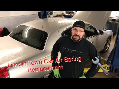 Lincoln Town Car Air Spring Replacement