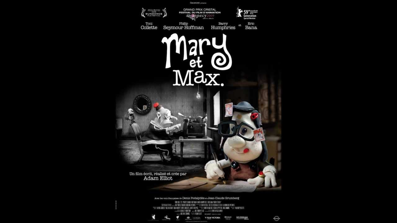 Mary And Max Music Youtube