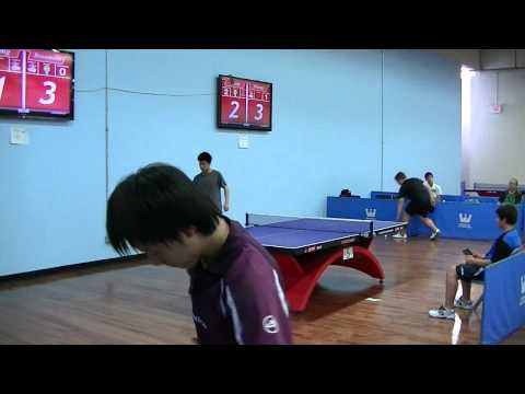 Wang, Can Kevin VS Chen, Bo Wen (Open Quarter-Final - Full Match)