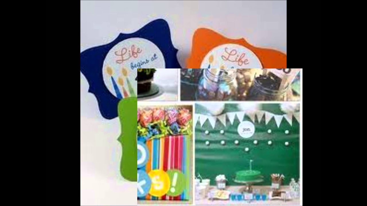 30th birthday party ideas - birthday party ideas for adults :supplies ...