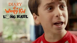 Diary of a Wimpy Kid: The Long Haul | It's Not Easy Being Greg Heffley | 20th Century FOX