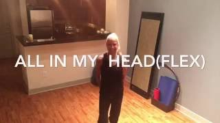 Fifth Harmony-All In My Head(Flex)/Dance Fitness -Zumba Routine by Vickie Griffith