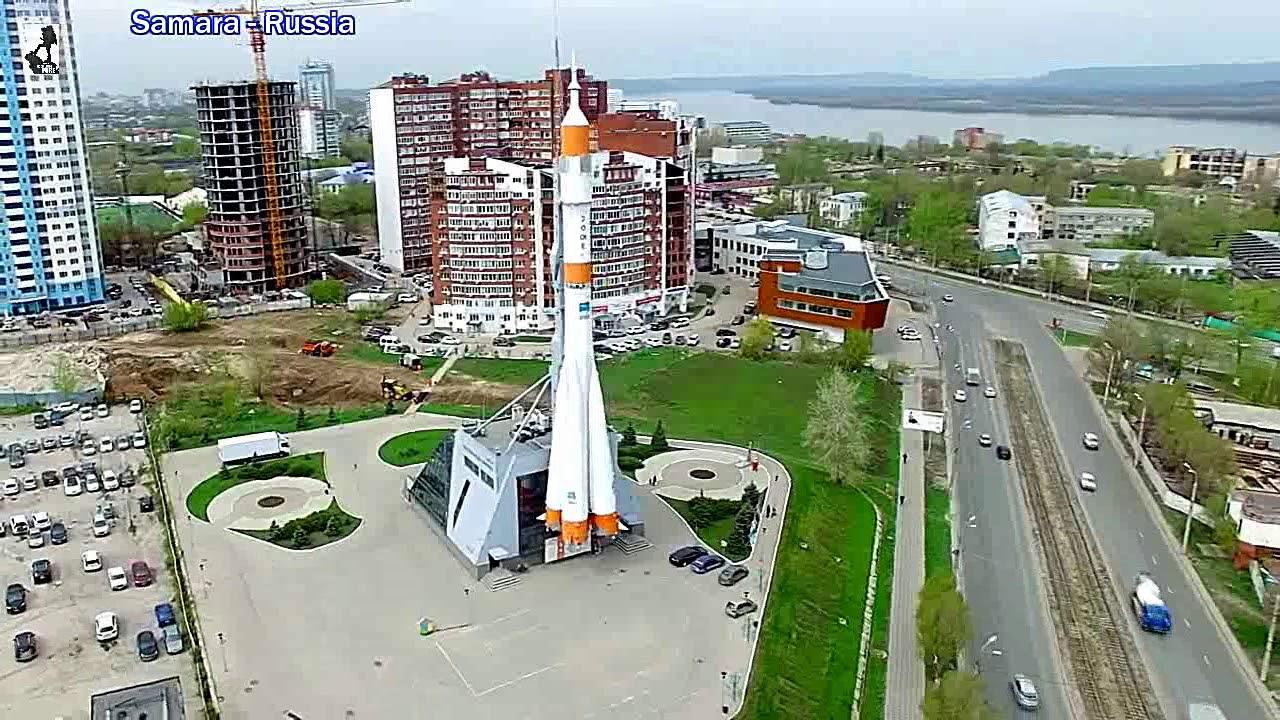 Samara Ciudad Rusia Youtube