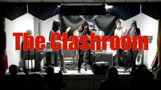 The Clashroom at Live From The Garage 18.