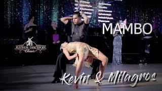 Kevin Ubillus and Milagros Lareto I Mambo I Platinum 2019