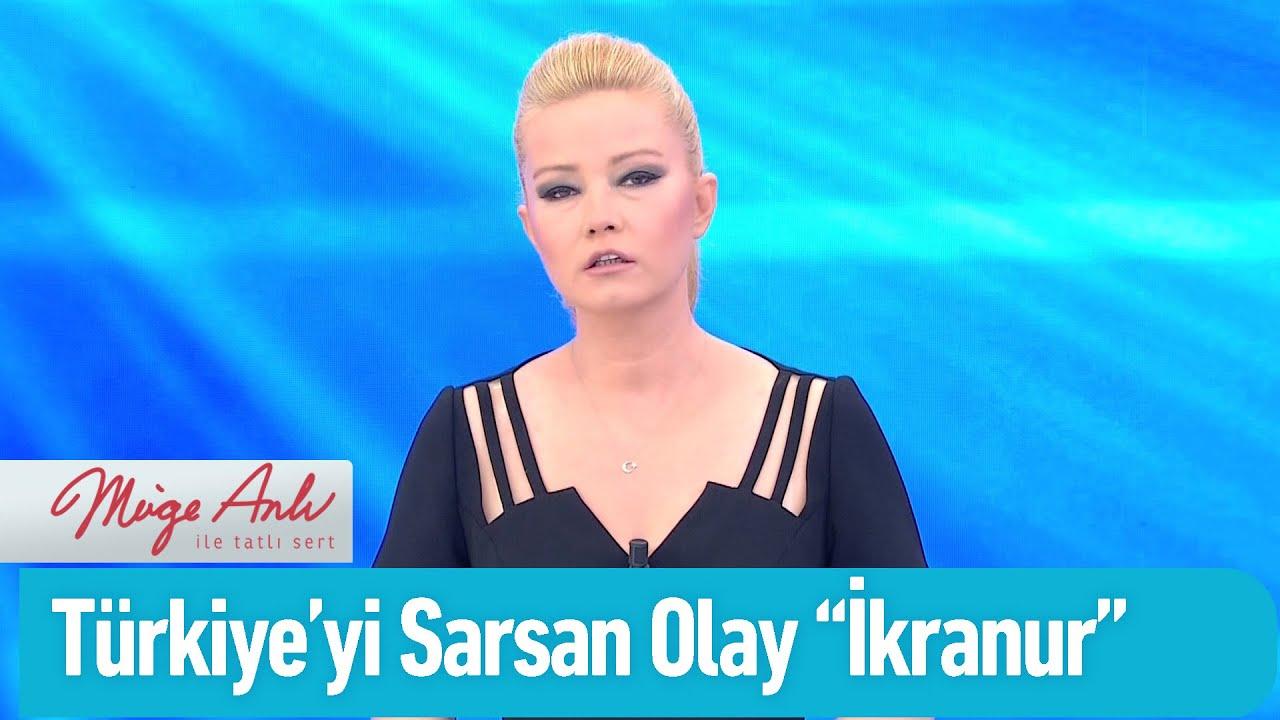 """Türkiye'yi sarsan olay """"İkranur"""" Özel Kolaj"""