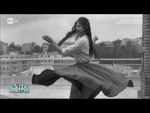 Intervista a Claudia Cardinale, una diva senza tempo - La Vita in Diretta 28/07/2017