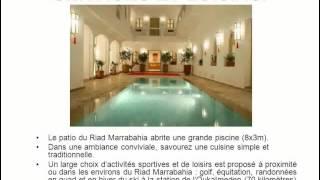 Le Meilleur De Luxe Riad Marrakech en Morocco