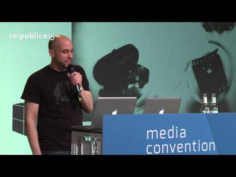 MEDIA CONVENTION Berlin 2015 – Lightning Talks on YouTube