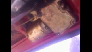 видео Как сделать открывание багажника ВАЗ 2114 с кнопки