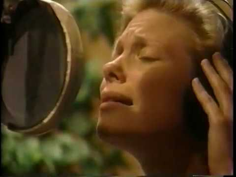 """Marin Mazzie recording """"Back to Before"""" from the musical """"Ragtime"""" 1998"""