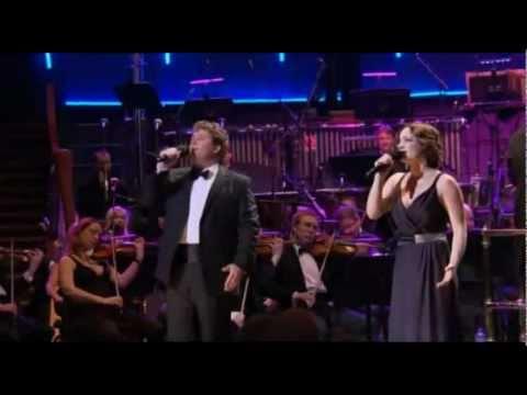 Laura Michelle Kelly & Micheal Ball - The Prayer - BBC Proms