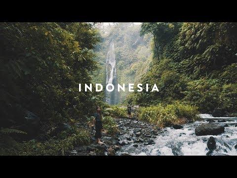 Kalandozás Indonéziában (Új Travel Film)