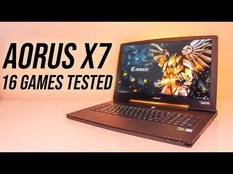 Aorus X7 DT V8 Gaming Benchmarks - 16 Games Tested!