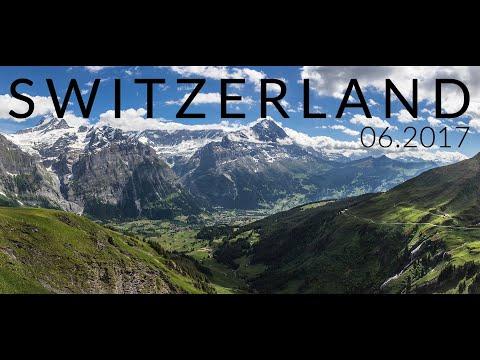 Long weekend in Switzerland June 2017