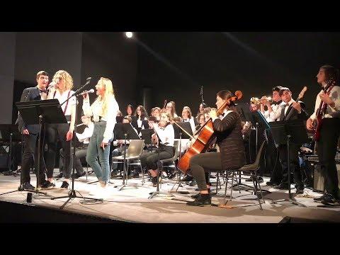 Concert Option musique - 2de/1ere - 08/12/2017