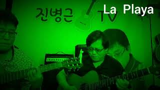 La Playa guitar playing #어쿠스틱 …