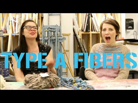 Kristy Glass Knits: Type A Fibers