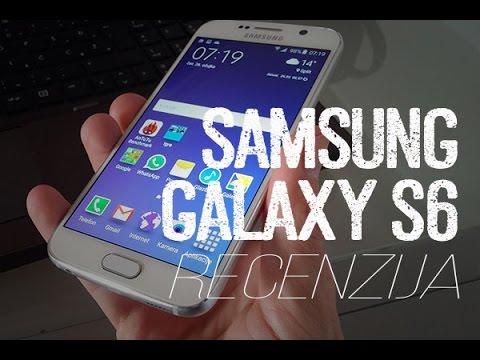 Samsung Galaxy S6 Recenzija