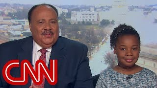 Martin Luther King III and daughter speak about preserving MLK