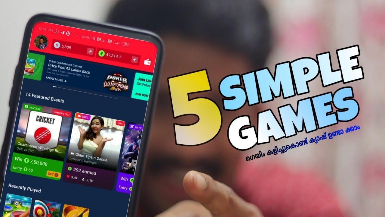 Games For Cash Apps