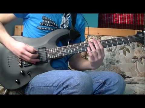Faceless - RED Guitar Cover