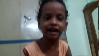 Johny Johny Yes Papa Nursery Rhyme - by Anu (Durga Annapurneshwari )