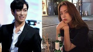 "Netizens Show ""evidence"" That Bigbang's T.o.p & Kim Gavin Are Dating"