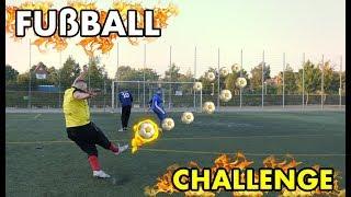 😂 VERRÜCKTE  FUßBALL CHALLENGE 😱⚽ | Good Life Crew
