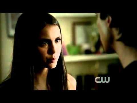 "TVD 3x02 ""The Hybrid"" Elena admits she worries about Damon ♡"