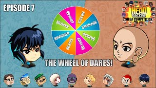 Head Soccer MEGA COMPETITION! Episode 7: The Wheel of Dares