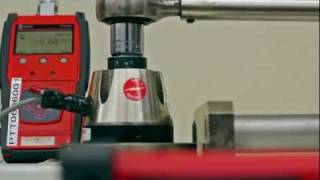 Torque Wrench Calibration with a Mechanical Torque Wrench Loader