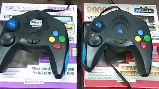 99000 in 1 Video Game vs 998800 in 1 Video Game (All game in Remote) screenshot 2