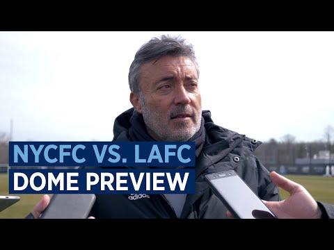 NYCFC vs. LAFC: Dome Preview